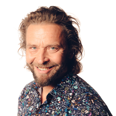 Ilari Johansson on yksi maan tunnetuimmista stand up -koomikoista.